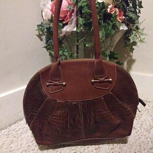 ADA Leather Handbag
